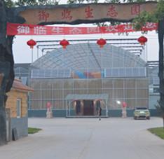 山西长治生态园项目10000平米左右