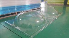 PC透明耐力板采光罩