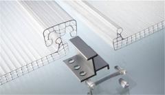 四层U型锁扣板
